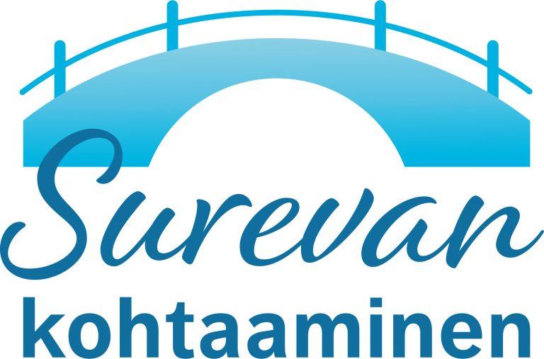 Surevan kohtaaminen -logo.