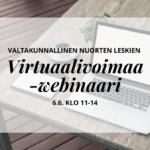 Virtuaalivoimaa -webinaari 6.6.2020