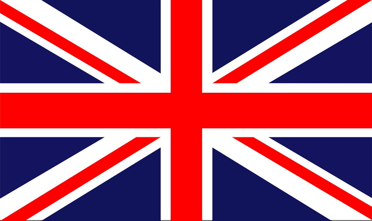 Iso-Britannian lippu.